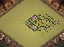 1 TH 4 Clash of Clans Base Layout
