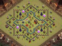 Ali_mehr TH 10 Clash of Clans Base Layout