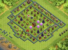 jio TH 10 Clash of Clans Base Layout