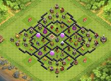 related th8 trophy base layouts - Layout Cv 4 Guerra