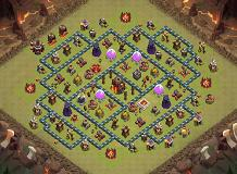 arihant TH 10 Clash of Clans Base Layout