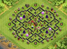 strongyloides stercoralis TH 10 Clash of Clans Base Layout
