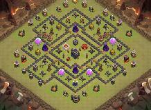 Base Coc Th 9 Top Global 8