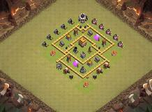 sdfg TH 5 Clash of Clans Base Layout