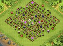 I don't know TH 11 Clash of Clans Base Layout