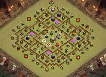 th11? TH 11 Clash of Clans Base Layout