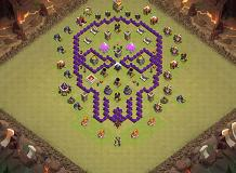 MD sordar TH 7 Clash of Clans Base Layout