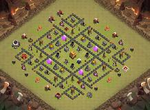 jt TH 4 Clash of Clans Base Layout