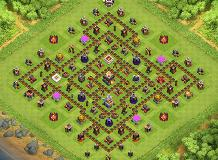 clash of clans hack town hall level 11