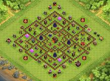 Latest TH10 Farming Base Layouts   145 to 152