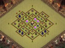INDESTRUCTIBLE TH 11 Clash of Clans Base Layout