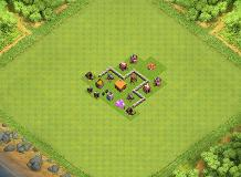 Best TH2 Base TH 2 Clash of Clans Base Layout