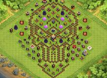 emad TH 11 Clash of Clans Base Layout