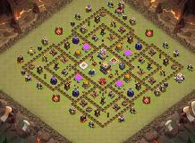??? TH 11 Clash of Clans Base Layout