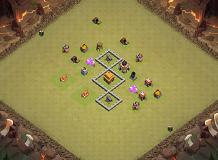 base cv 3 TH 3 Clash of Clans Base Layout