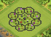 clive TH 9 Clash of Clans Base Layout
