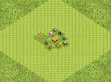 ULTIMATE TH 1 TROPHY BASE!!!!!!11111!!!! TH 1 Clash of Clans Base Layout