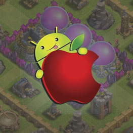 Clash of Clans for Android - coming soon