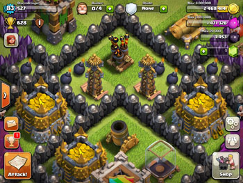 Clash of Clans Base Design Guide